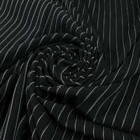 Ткань Шифон полоска п/э 100%  шир.150 см