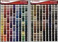 Нитки Aurora Talia 120 100% п/э 200 м швейные