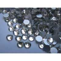 Стразы клеевые SS20 4.6-4.8 мм стекло кристал