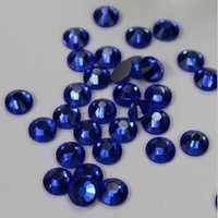 Стразы клеевые SS20 4,6-4,9 мм стекло цветные