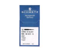 TQx7 № 90 Schmetz для пуговичных машин
