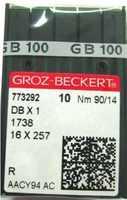 DBx1 № 90 Groz-Beckert