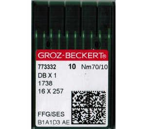 DBx1 SES № 70 Groz-Beckert