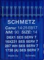 DBx1 SES № 90 Schmetz