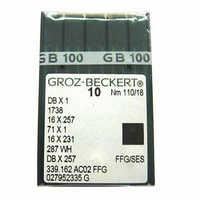 DBx1 SES №110 Groz-Beckert