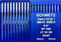 DCx27 № 60 Schmetz