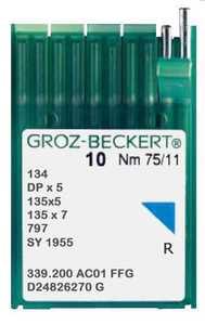 DPx5 № 75 Groz-beckert