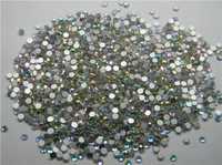 Стразы клеевые SS08 2,3-2,4 мм стекло цветные