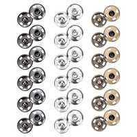 Кнопки пришивные 10 мм