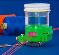 Маслёнка для силиконовой смазки нити